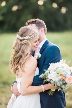 Blumenkränze für die Braut 2017! Florale Kunstwerke für den Kopf