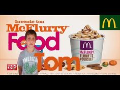 Recette facile McFlurry façon Mcdo au thermomix - YouTube