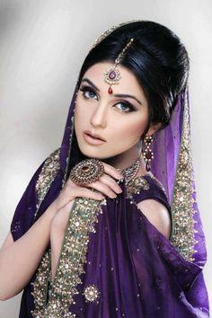☮ Beautiful...Indian Beauty & Saris