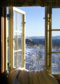 Norway Winter Cabin | Heiberg Cummings