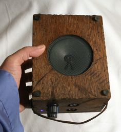 Amp - Cigar Box - Distortion Pedal - Great for 3 string Electric CBG Guitar Cigar Box Projects, Fun Bucket, Distortion Pedal, Vegas Fun, Smartphone, Drinks Logo, Chicken And Shrimp Recipes, Cigar Box Guitar, Christmas Drinks