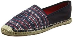Tommy Hilfiger L1285ana 13d, Alpargatas para Mujer Mas info: http://www.comprargangas.com/producto/tommy-hilfiger-l1285ana-13d-alpargatas-para-mujer/