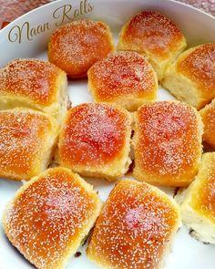 Naan Rolls recipe by Sumayah Sandwich Bread Recipes, Food Categories, Rolls Recipe, Naan, Sandwiches, Vegetarian, Baking, Patisserie, Backen