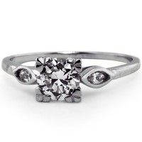 Antique Engagement Rings, Vintage Engagement Rings