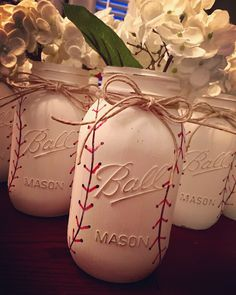 68 Trendy Ideas Baby Shower Themes For Boys Sports Center Pieces Baseball Centerpiece, Banquet Centerpieces, Banquet Decorations, Banquet Ideas, Sports Themed Centerpieces, Boy Baby Shower Themes, Baby Boy Shower, Baseball Table, Sports Baseball