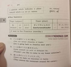 Where to start learning Japanese – Crunchy Nihongo! Japanese Grammar, Japanese Phrases, Japanese Kanji, Japanese Language Learning, Learning Japanese, Grammar Rules, Grammar Lessons, Learn Japanese Words, Sentences