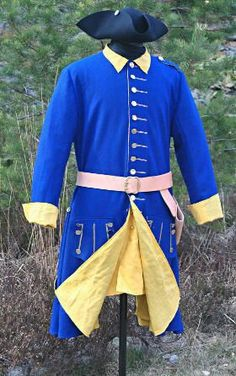 Pirate Garb, Swedish Army, Warfare, Military Uniforms, Swords, 18th Century, Weapons, Armour, Culture