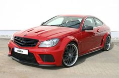 Väth supercharges the Mercedes-Benz C63 Black to 756 ludicrous horsepower
