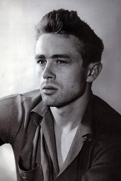 """James Dean once said, """"Being a good actor isn't easy. Being a man is even harder. I want to be both before I'm done."""""""
