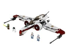 Amazon.com: LEGO Star Wars ARC-170 Starfighter (8088): Toys & Games