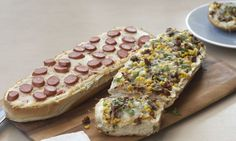 A lunchtime snack or weeknight dinner – this is the perfect recipe. Cheesy Fiesta Pizza Bread.