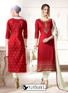 Maroon and Cream colour pearl suit http://www.fly2kart.com/catalog/product/view/id/45399/?utm_content=bufferf37d5&utm_medium=social&utm_source=pinterest.com&utm_campaign=buffer BIG OFFER SALE UP TO 50% OFF!!! +91-8000800110 CALL OR WHATSAPP
