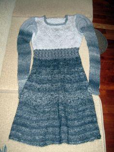 MariAne: Kjole i fleece