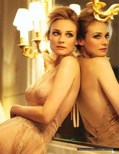 ☆ Diane Kruger | Photography by Dominique Issermann | For Madame Figaro Magazine France | February 2011 ☆ #Diane_Kruger #Dominique_Issermann #Madame_Figaro #2011
