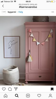 cabinet Color cabinet Color The post cabinet Color appeared first on Woman Casual - Kids and parenting Painted Furniture, Bedroom Furniture, Bedroom Decor, Bedroom Colors, Painted Armoire, Furniture Ideas, Bedroom Ideas, Pink Furniture, Retro Furniture