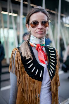 They Are Wearing: Milan Fashion Week Fall 2015 | WWD