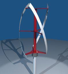 Vertikalrotor (Windturbine) – Wikipedia