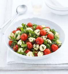 Tomato & Mozzarella Salad-Marks & Spencer