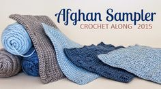 The Inspired Wren: Crochet Square 2, February of the Crochet Along Af...