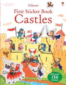 Show details for First Sticker Book Castles