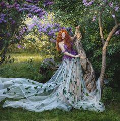 Soul of tree Prom Dresses, Formal Dresses, Wedding Dresses, Artistic Portrait Photography, Fantasy Women, Bloom, Fancy, Photoshoot, Sexy