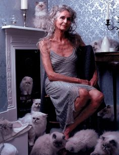 """Growing old is compulsory, growing up is optional"".exclaimed 90 year old supermodel Daphne Selfe. Well Daphne I agree and guarantee…"