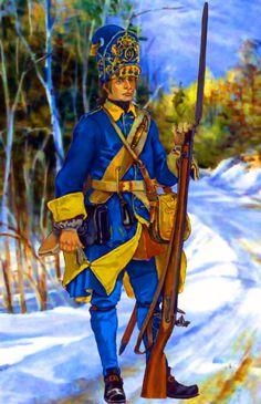 Swedish Estandske Grenadier Regiment