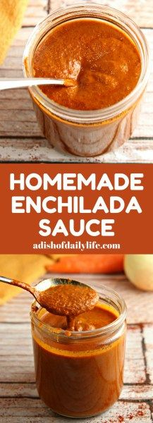 Ditch the canned sauce! This Homemade Enchilada Sauce recipe is very easy to make and tastes a lot better than canned! Ditch the canned sauce! This Homemade Enchilada Sauce recipe is very easy to make and tastes a lot better than canned! Recipes With Enchilada Sauce, Homemade Enchilada Sauce, Homemade Enchiladas, Homemade Sauce, Sauce Recipes, Turkey Enchiladas, Burrito Sauce Recipe, Homemade Recipe, Diet Recipes