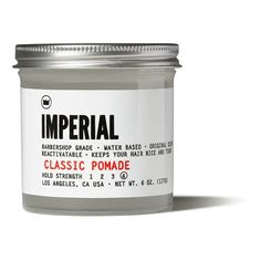 Imperial Barber Products: Classic Pomade (6oz/177g)