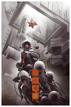 Illustrations by Derek Stenning