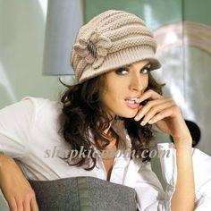 Örgü Bayan Bere Ve Şapka Modelleri (55)