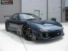 rx-7 wide-body kit images | Rx7 RE-GT Wide Body Kit