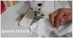 CURSO DE MODELAGEM, CORTE E COSTURA DA MARI + AULAS GRÁTIS AQUI Sewing Hacks, Sewing Tutorials, Sewing Crafts, Sewing Patterns Free, Dress Patterns, Sewing Stitches, Dresses Kids Girl, Sewing Dolls, African Print Fashion