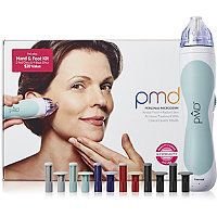 OMG, WANT AND NEED FOR BIRTHDAY!  PMD - Personal Microderm Hand and Body Kit in Gray #ultabeauty