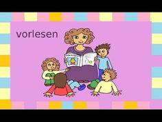 Deutsch lernen: 33 trennbare Verben (learn German: separable verbs - apprendre l'allemand) - YouTube