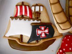 .Oh Sugar Events: Aaar Rated Cookies