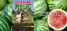 Whitaker Science Center - Harrisburg, PA Watermelon Magic 3D