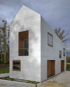 Pictures - Two in One House - photo: Roger Frei - Architizer