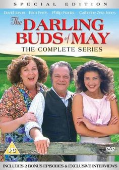 Old Tv Shows, Best Tv Shows, Movies And Tv Shows, Favorite Tv Shows, British Tv Comedies, British Comedy, British History, Bd Collection, Darling Buds Of May