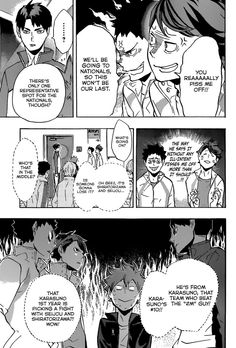 Haikyu!! 108 hinata, what are you doing in the midle of all that ?!
