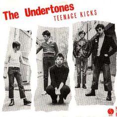 The Kings of rhythm. The Undertones - teenage kicks (1979)