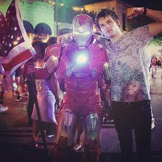 . I See Stars, Iron Man, Bands, Hero, American, Concert, Music, Instagram Posts, Musica