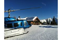 Heli flightseeing offered at Panorama