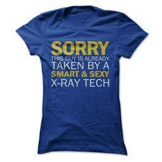 Guy Taken By X-Ray Tech