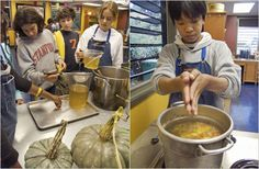 Edible Schoolyard teaches the value of food