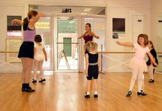 helpful ideas for teaching young children tap dance.