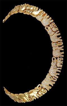 CARTIER,indian necklace inspiration