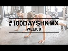 Week 8 #100daysHKMX challenge. Weekly workout video's with Manon and Guy to get fit and in shape. Manon tells you all about her healthy lifestyle on MonStyle!