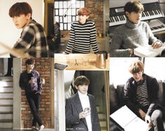Chanyeol - 160803 'EXO Next Door' Japanese DVD photobook - [SCAN][HQ] Credit: Baram.