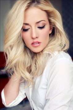 Some great tips and product recommendations for staying blonde and how to care for blonde hair.